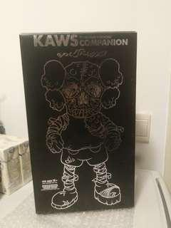 KAWS PUSHEAD BLACK