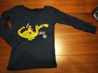 🚚 【五零方案】薄上衣 恐龍