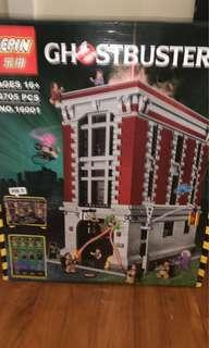 CNY declutter sales - Lepin Ghostbuster HQ