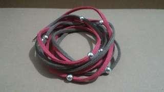 Pairs of Felt Bracelets