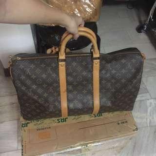 Louis Vuitton keepal 50