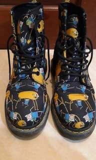 Adventure Time Dr Martens Jake and Finn