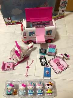 Sanrio Hello Kitty Rescue Set