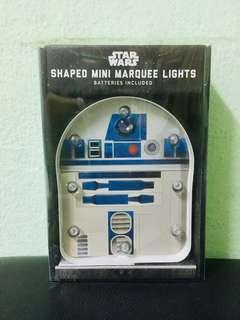 Star Wars R2D2 Mini Lights