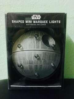 Star Wars Death Star Lights