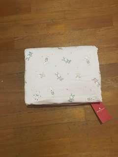 🚚 夢特嬌3層棉紗毛巾被