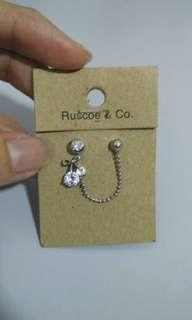 Ruscoe & co earrings