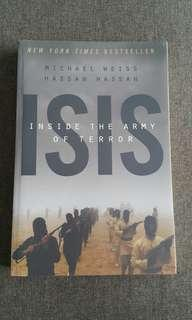 Isis: Inside the Army of Terror by Michael Weiss & Hassan Hassan