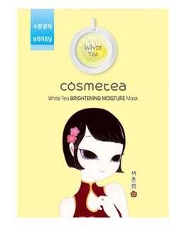 Cosmetea White Tea Brightening Moisture Mask