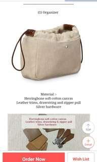 Bag Organizer 30cm