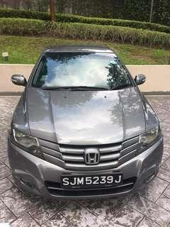 Honda City and Toyota Altis