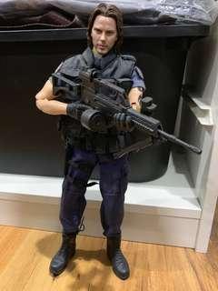 Police 1/6 Figure Customized