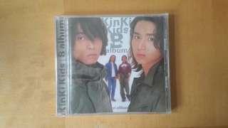 KinKi Kids B album #堂本剛#堂本光一#kinkikids