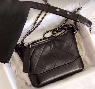 Gabrielle Inspired Bag Real Leather