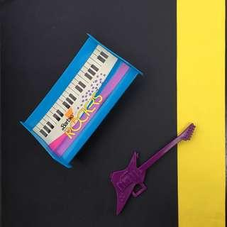 Barbie Doll Rock Band Accessories
