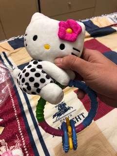 🚚 可愛kitty安撫玩具