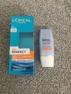 L'Oreal Paris UV Perfect Super Aqua Essence SPF 50+ 30ml