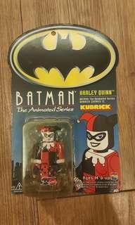 Rare Harley Quinn - Kubrick Medicom - Batman The Animated Series 1 MOSC