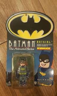 Batgirl - Kubrick Medicom - Batman The Animated Series 1 MOSC