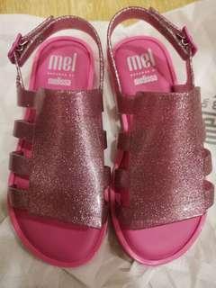 BNIB Melissa Mel Boemia Sandals US12
