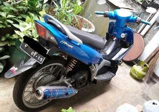 Yamaha nouvo 2007