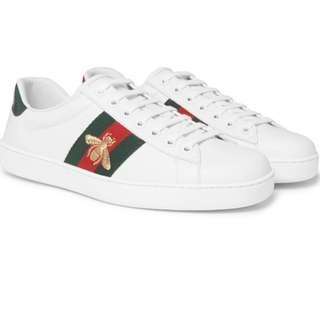 Gucci Sneakers 100 % authentic all sizes available