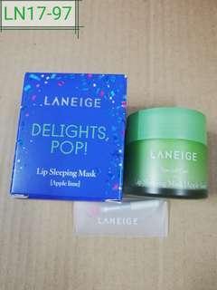 LN17-97: Lip Sleeping Mask [Apple lime]  20g