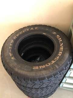 235/75R15 Silverstone AT-117