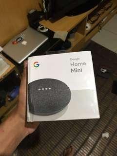 Google Home Mini Charcoal edition