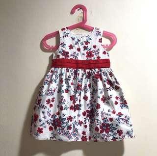 Mothercare Spring floral dress