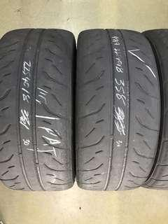 225/40/8 re71 used tyre 1pc $50