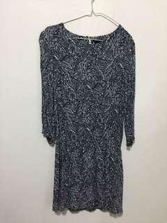 H&M Pattern Dress