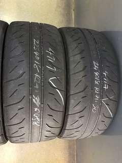 225/40/18 re71r used tyre