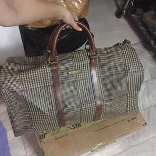 Ralph Lauren bandouliere travel bag