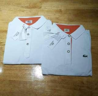 Couple polo shirt