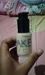 (((REPRICE))) Makeover Foundation Liquid Matte Shade 02 Pink Shade