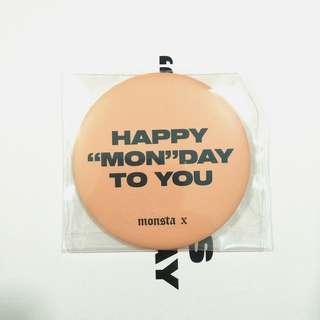 MONSTA X Season Greetings Mirror