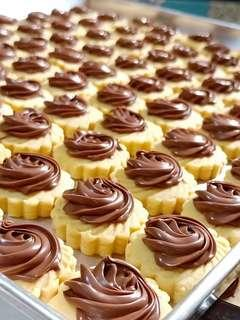 ✴️ Simple yet tasty Yummy Nutella Tarts ✴️