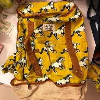 泰國品牌hamblepie backpack