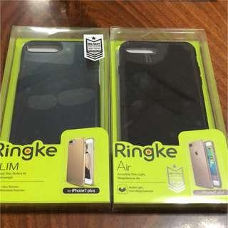 Iphone 7+ plus / iPhone 8+ plus Ringke Air / slim clearance