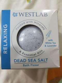 Westlab Dead Sea Salt Bath Bomb