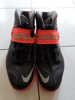 472762af58d Genuine Nike Lebron Soldier 7