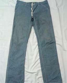 Levis chambray pants