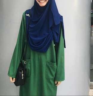 Naurah Ameena Green Top