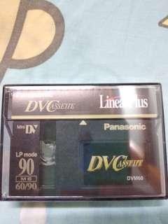 DV Cassette DVM60 Linearplus Panasonic