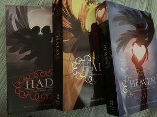 Halo Trilogy ( Alexandra Adornetto )