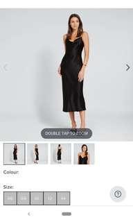 Seed heritage black dress