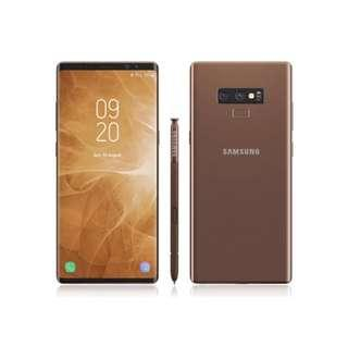 Samsung Note 9 (BNIB)