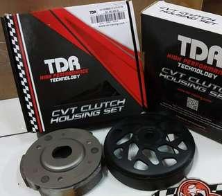 P.O TDR CVT Clutch Housing Set
