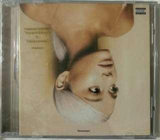 [Music Empire] Ariana Grande - Sweetener CD Album